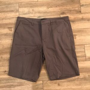 Gray Five Four Shorts